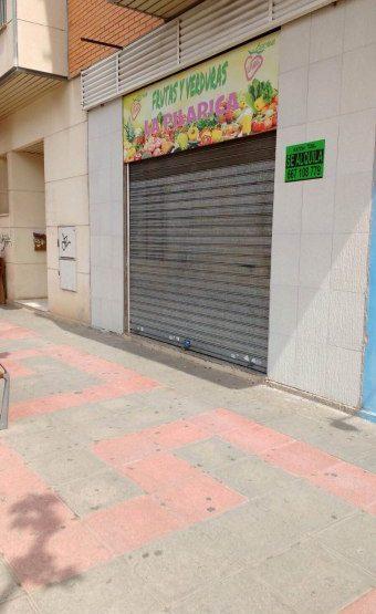 Local en Avda. Buenos Aires 18, Utebo