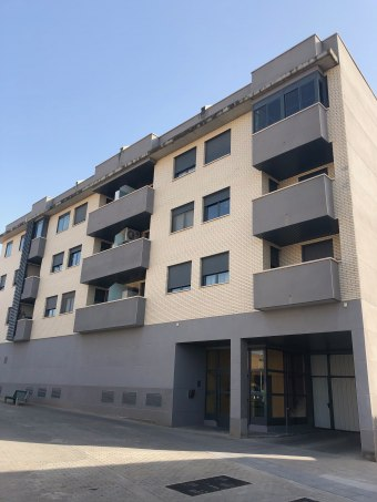 Atico con terraza en calle Gloria Fuertes 8, Utebo