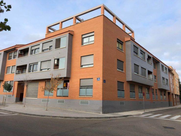 Piso en calle Pablo Ruiz Picasso 10, Utebo