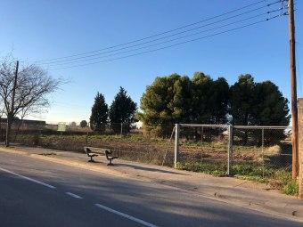 Terreno en Camino Estación, Monzalbarba