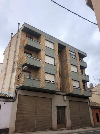 Edificio en Casetas, calle Cinco de Marzo 3
