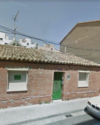 Parcela en calle San Andrés 12, Utebo