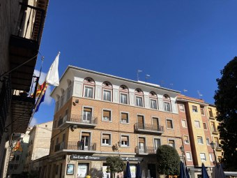 Piso en Pza. España 2, Borja