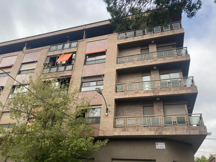 Piso en calle San Miguel 37, Casetas